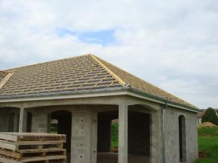 Les photos de la toiture for Tuile de rive maison phenix